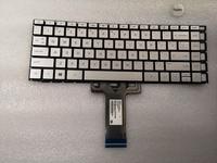 New FOR HP Pavilion X360 14-BA 14T-BA 14M-BA 14-BS Laptop Keyboard US Backlit SILVER