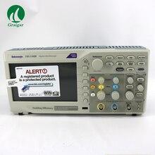 Test de limite de forme donde intégré doscilloscope de stockage numérique Tektronix TBS1102B