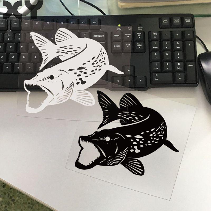 XY Hellaflush Jdm Style Motorcycle Stickers Waterproof Reflective Fish Car Vinyl Stickers