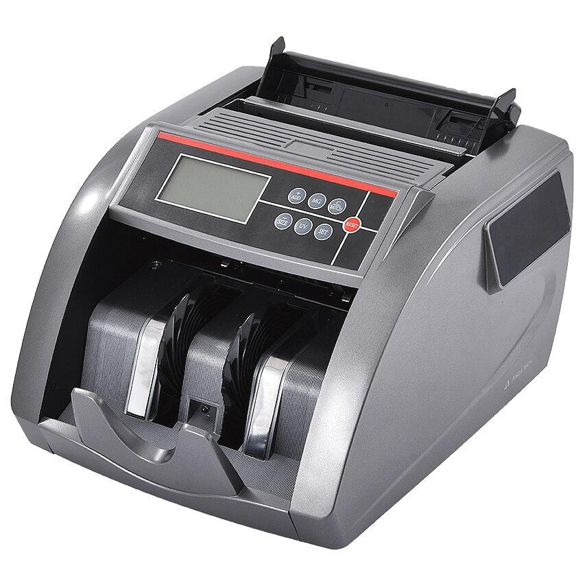 Automatische Währung Zähler Maschine Cash Geld Zähler Währung Detektor LCD Display 900 pcs/min UV IR Falschgeld-detektor 797#