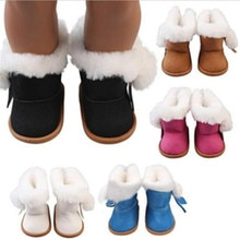 Fit 18 inch 40-43cm Born Baby Doll Shoes Accessories Spring Summer Autumn Doll Hayi Clothes Suit For
