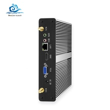 Mini ordinateur sans ventilateur Celeron J1900 N2930 Mini PC Windows 7 VGA HDMI Wifi USB3.0 Celeron N2807 Micro ordinateur