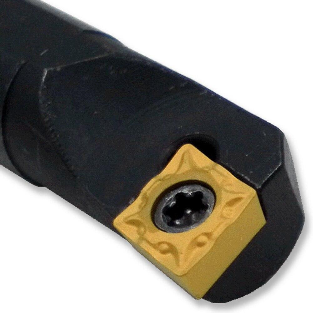 MZG токарный станок с ЧПУ SCLCL09 16 мм 20 мм 25 мм Тип винта токарный станок резак бар обработки отверстий зажима блокированный внутренний расточны...