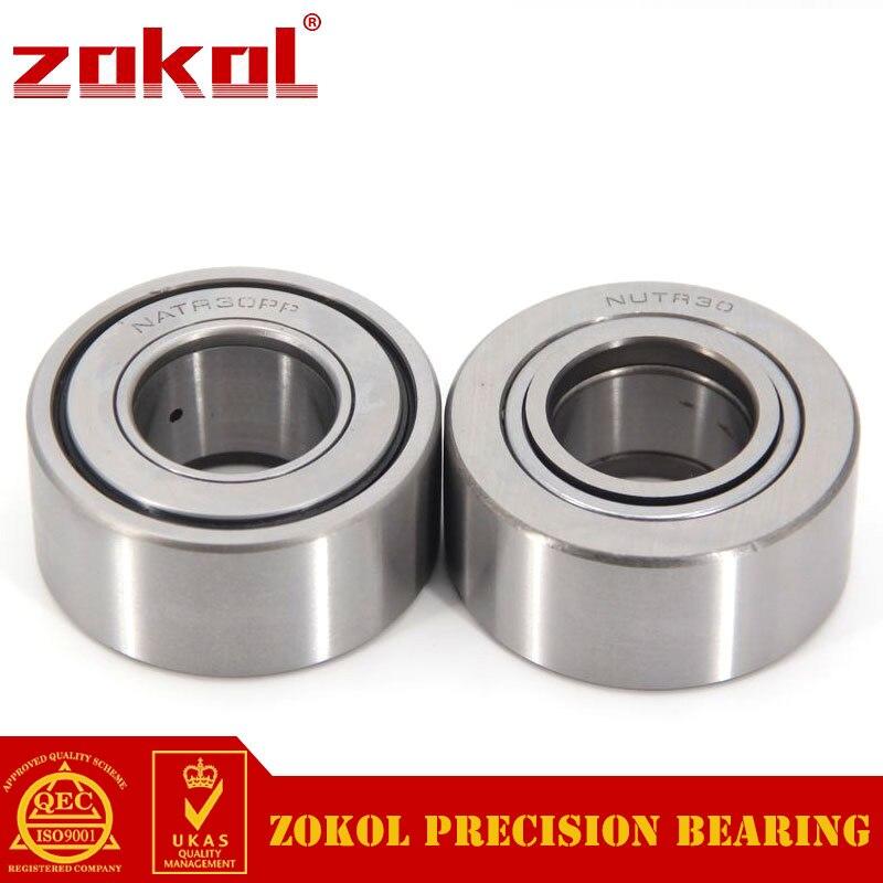 ZOKOL NUTR30-1 rodamiento seguidor de leva de rodillo 30x72x29mm
