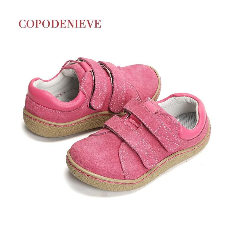 COPODENIEVE-أحذية رياضية للأطفال ، أحذية الخريف للأولاد والبنات