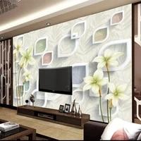 modern simple modern film background wall 3d wall paper sofa living room mural tv wallpaper seamless 5d stereo 8d wall cloth