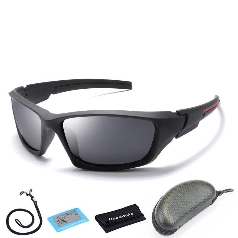 Nuevas gafas de pesca polarizadas para hombre y mujer, gafas de Camping para senderismo, gafas de protección UV400 para ciclismo, gafas de sol deportivas para pesca