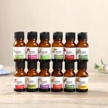 Humidificador de aromaterapia difusor de aceites esenciales de 10ml naranja lavanda humidificador aromaterapia