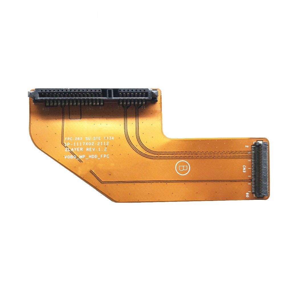 SZWXZY Original para Sony VPCSE VPC-SE serie de Cable HDD FPC-263 1P-1117X02-2112 V0B0_MP_HDD_FPC Cable
