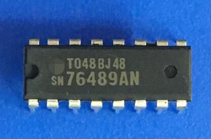 Frete grátis 20 pcs SN76489AN SN76489 76489AN DIP16