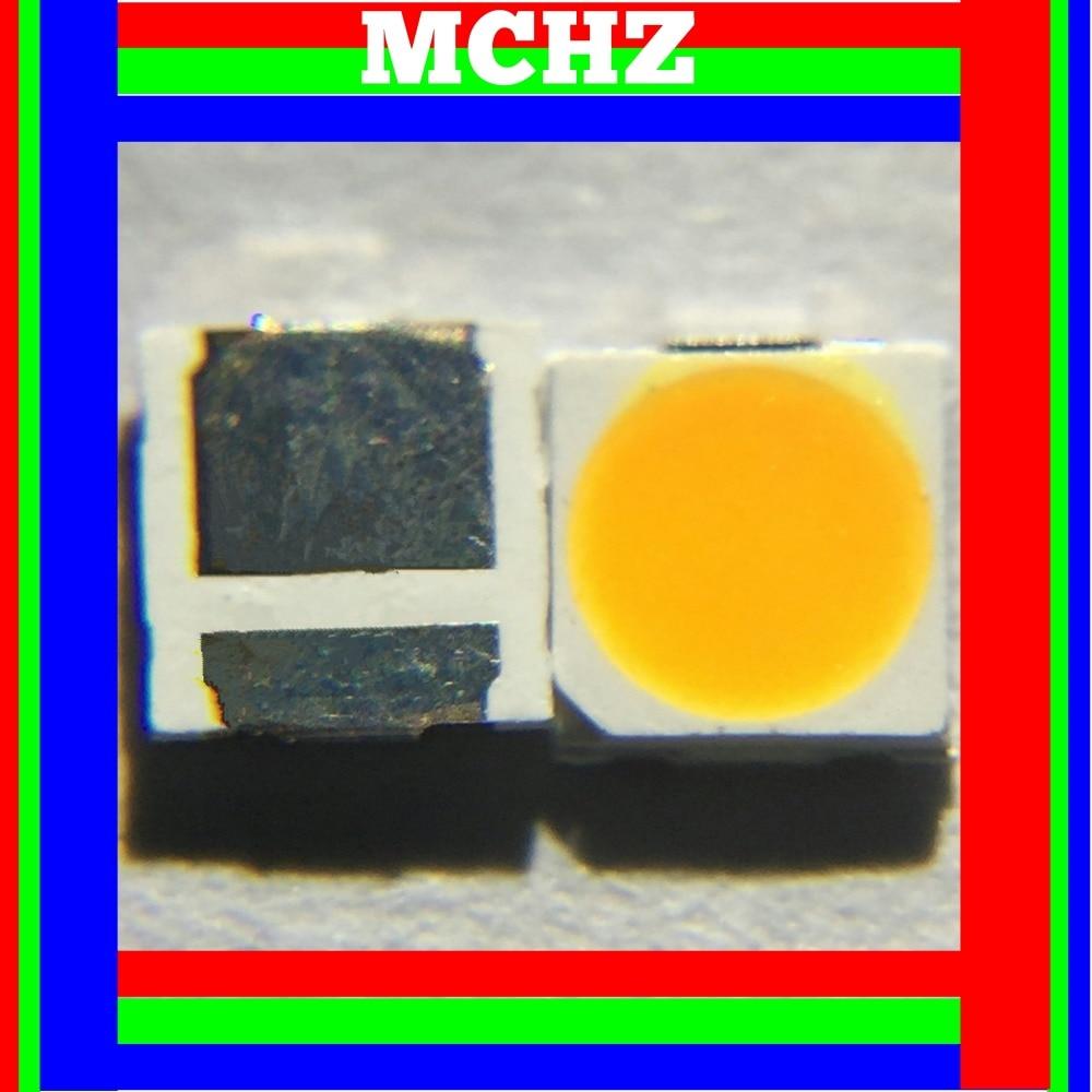 200 pces 3030 smd/smt led âmbar smd 3030 led montagem em superfície âmbar 3 v ~ 3.6 v 1800 k âmbar ultra birght led chip de diodo 3030 âmbar