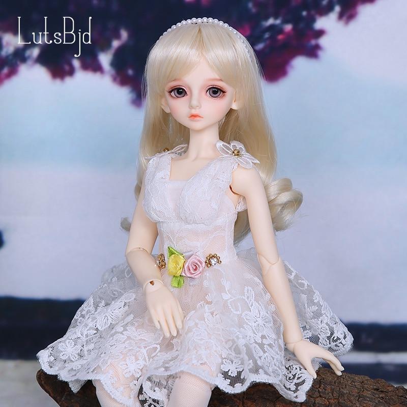OUENEIFS Luts Bory 1/4 BJD SD Dolls Resin Body Model Girls Optional Fullset Toy Gifts For Birthday Or Christmas