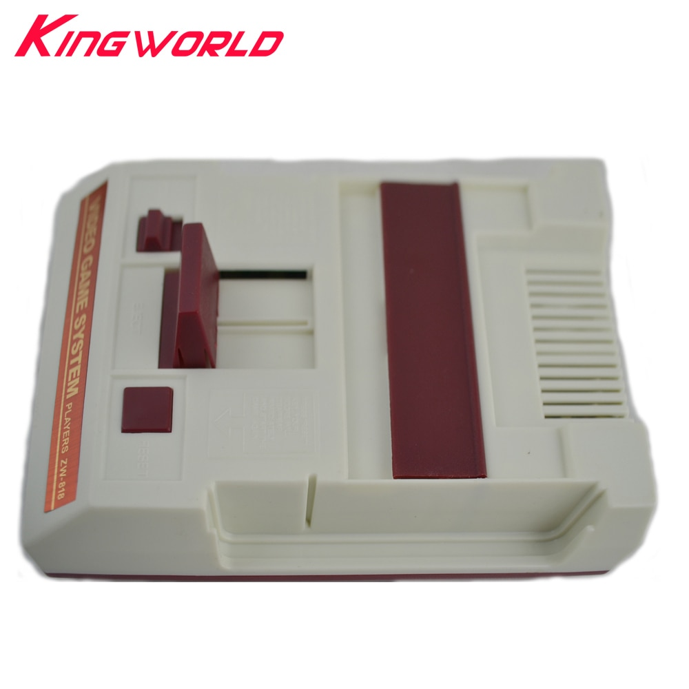 Xunbeifang EUA 8 bit TV Game Console jogos de Vídeo para a FC com controladores