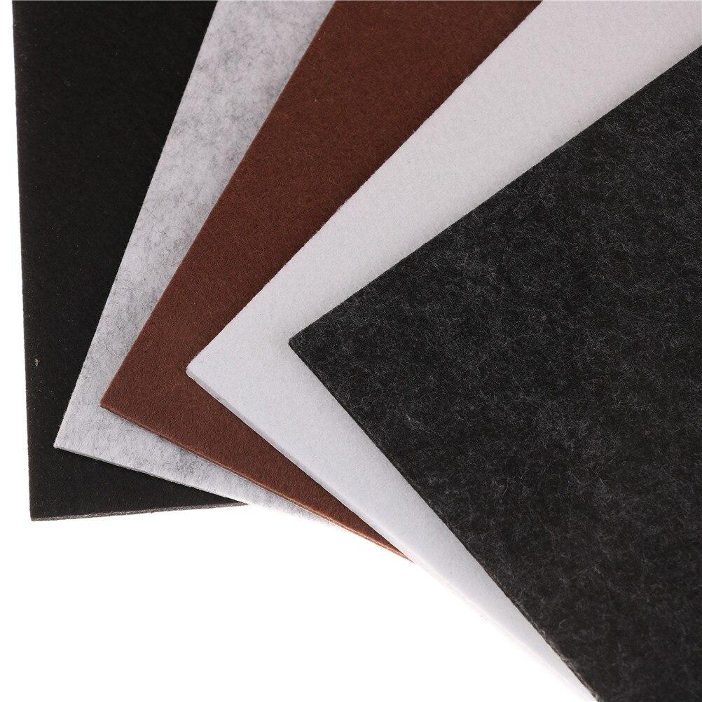 1 шт., самоклеящиеся квадратные войлочные прокладки, 30 х21 см-3