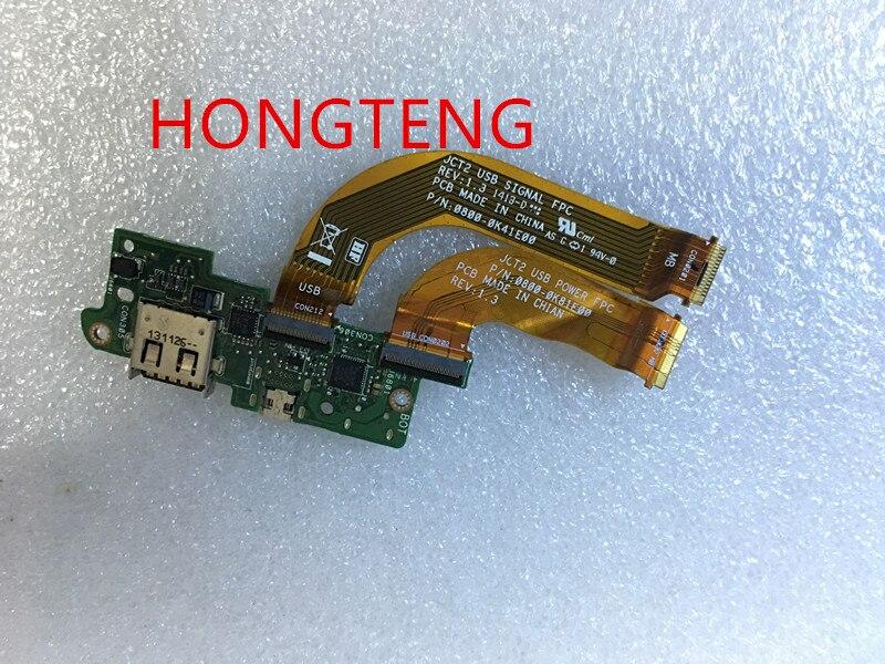 Оригинальный Для DELL VEUEN 11PRO 7140 USB блок питания тест ОК
