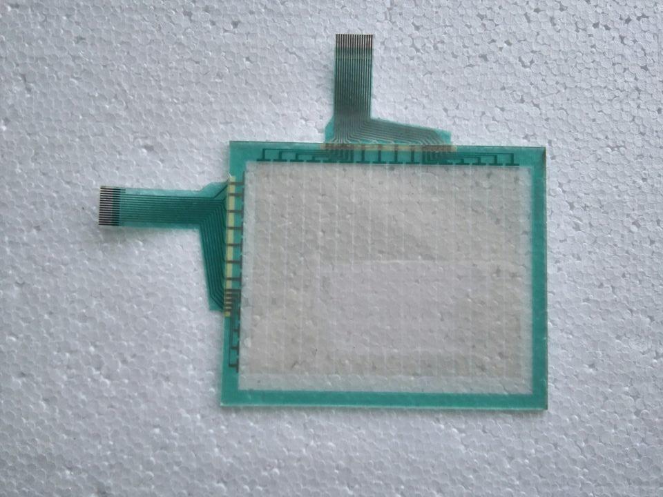 GP2300-LG41-24V اللمس الزجاج + غشاء فيلم لوحة ل الموالية للوجه لوحة HMI إصلاح ~ تفعل ذلك بنفسك ، جديد ويكون في الأسهم