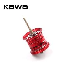 Bobine de pêche bobine Micro alliage daluminium Super léger 8.8g roue tasse accessoires à créer soi-même costume pour Abu Bmax3 Pmax3 Smax3 Orra2 Decider7