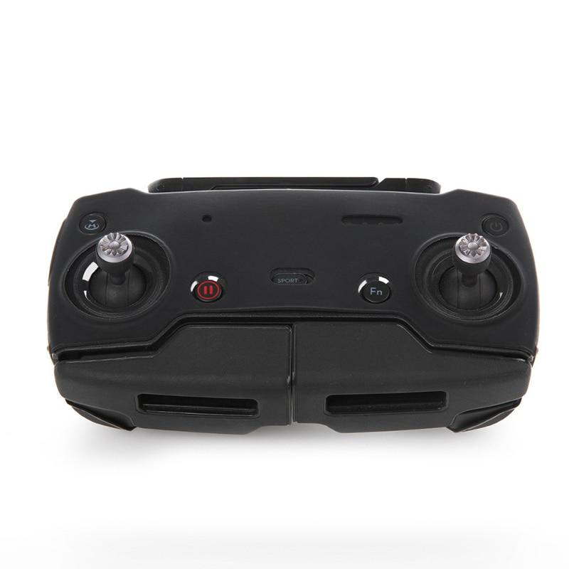Mavic drone Control remoto funda protectora de silicona para DJI Mavic Air Drone transmisor Accesorios
