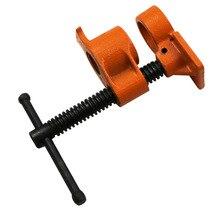 Pince à bois de 1/2 3/4 pouce   Pince à bois collée, tuyau en fonte, outil de menuiserie lourde, pinces de menuiserie