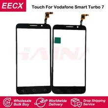 Touch Panel For Vodafone Smart Turbo 7 VFD500 VFD 500 Touch Screen Sensor Digitizer TouchScreen 5.0 inches