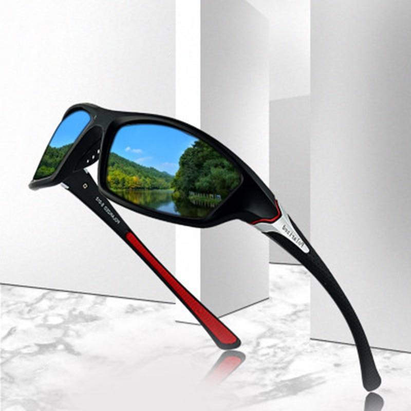2020 novo luxo polarizado óculos de sol dos homens de condução máscaras masculino óculos de sol vintage condução clássico óculos de sol