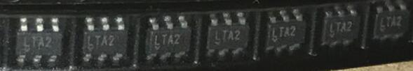 2 pçs/lote LTC4412ES6 LTC4412 LTA2 SOT23 original novo