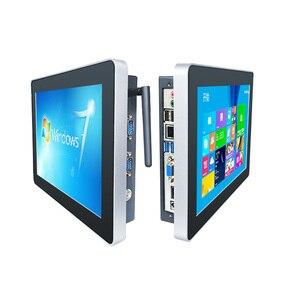 Все в одном ПК 1024*768, дешевый 10,4-дюймовый ЖК-монитор, монитор компьютера с SSD32 ГБ/4 ГБ ОЗУ