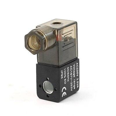 Электрическая часть AC 220V 3.5VA 50/60 Гц пневматический Соленоидный клапан катушки 4V210-08 DC 12V/24V AC 24V/36V/110V/220V/380V