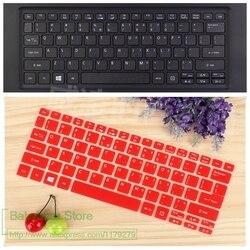 Protetor da pele tampa do teclado de Silicone para acer aspire V13 V 13 toque V3-372T E11 E3-111 E3-112 ES1-111M V3-331 V3-371 V3-372