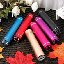 Aluminium 18650 Batterie DIY Power Bank Box Fall Mit LED Taschenlampe USB Ladegerät Für iPhone Für Huawei Xiaomi Smart Telefon z07