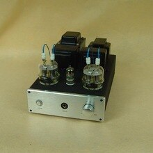 Finished 6n2 + Fu32 vacuum tube amplifier / Single-ended tube Power amp (110V or 220V version available)