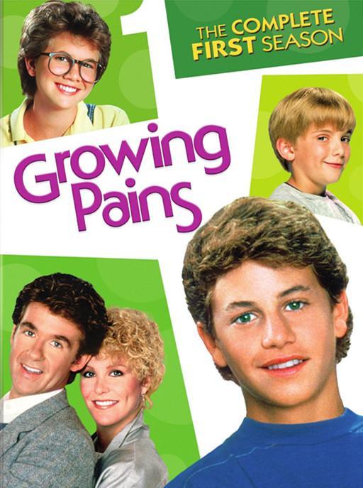 Growing Pains Temporada 1 (1985) póster retro clásico de TV adhesivo decorativo para pared lienzo pintura arte del hogar Decoración del regalo