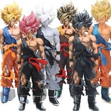 6styles 34cm Manga Dimensions Super Saiyan Son Goku Figure Master Stars Piece Dragon Ball Z Collection Model Toys Brinqudoes be