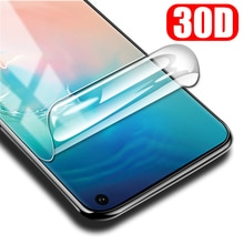 S10 5G Soft Protective Film On For Samsung Galaxy Note 10 Pro 9 8 S10 S9 S8 Plus S10e 2019 Full Cove