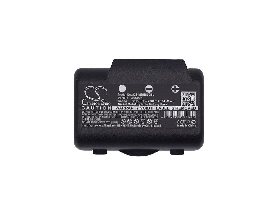 Cameron sino 2000 mah bateria as037 para imet be5000, I060-AS037