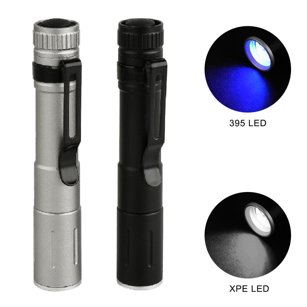 Linterna de Camping de uso diario de aleación de aluminio linterna LED portátil Multi lámpara funcional XPE 395