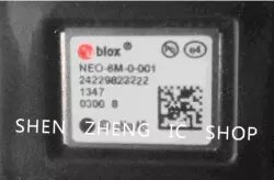 1pcs/lot UBLOX modules NEO-6M GPS positioning module NEO-6M-0-001 NEO 6M gps module