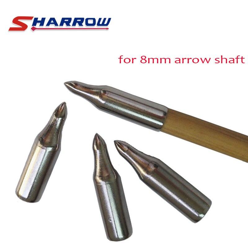 Sharrow 30 шт. стрела для стрельбы из лука, стрела для стрельбы из лука, стрела 8 мм