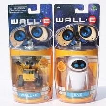 Parede e walle WALL-E modelos de robô parede-e & eve pequenos brinquedos bonitos frete grátis