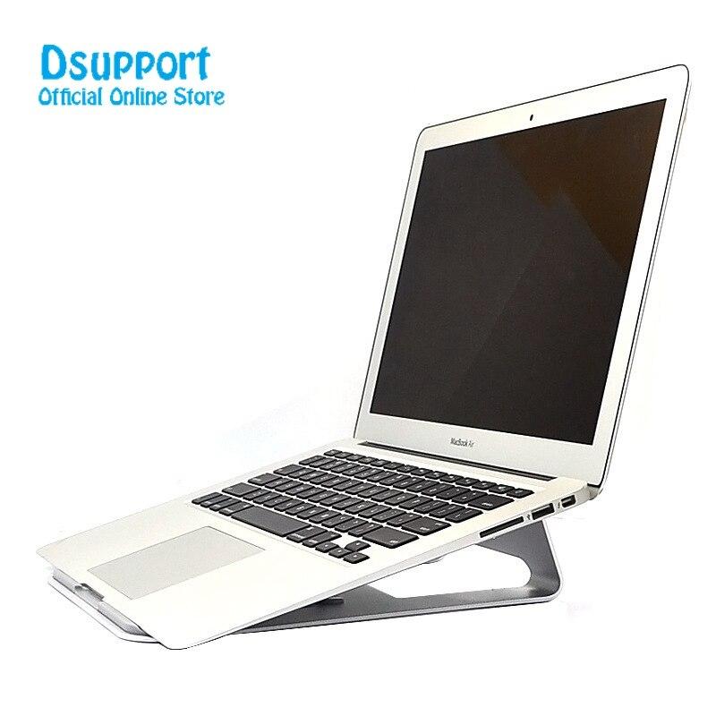 حامل كمبيوتر محمول من سبائك الألومنيوم ، قاعدة تبريد للكمبيوتر اللوحي والكمبيوتر الذكي