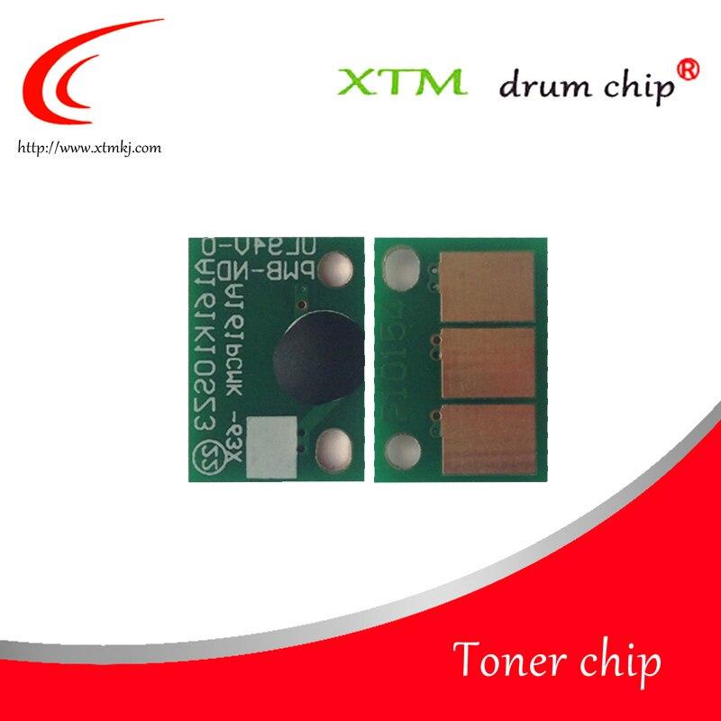 120K 95K Compatible TN324K TN324 TN-324 chip de reinicio del cartucho de tóner para Konica Minolta Bizhub C258 C308 C368 copiadora láser