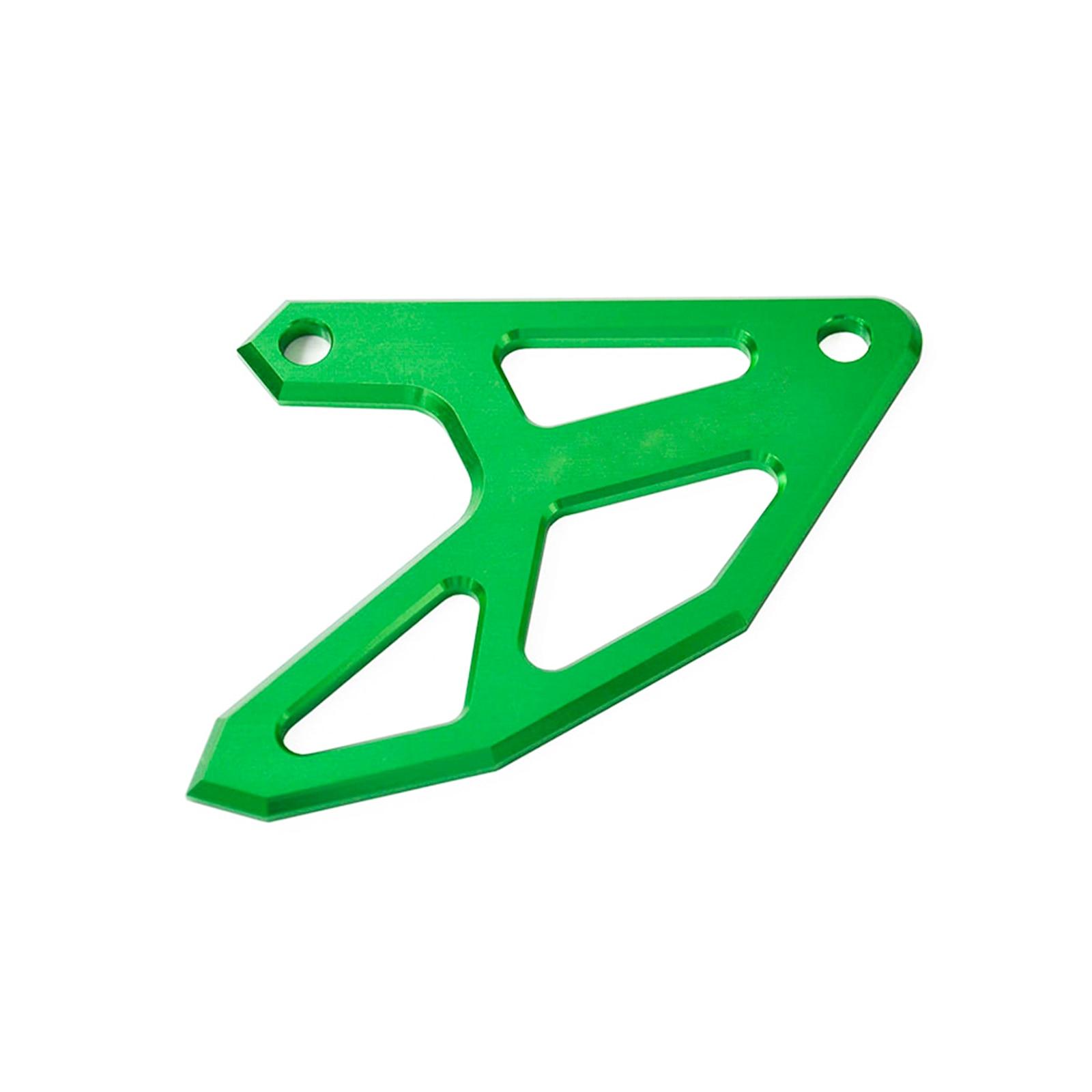 Protector del disco de freno trasero Protector para Kawasaki KX125 KX250 2003-2005 KX250F KX450F 2006-2016 KLX450R 2008-2009 KX 125 de 250