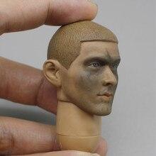 Personnalisé 1/6 échelle Camouflage tête sculpter Doomsday guerre escouade de la mort drapeau 73010 Action Figure jouet cadeau