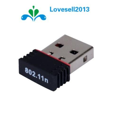 USB WIFI N-WIRELESS N Chipset RTL8188-Wifi N Mini USB Adaptador