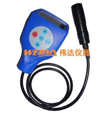 WD-820F/820NF/8202 instrument de mesure dépaisseur de revêtement à double usage jauge dépaisseur de revêtement portable à courant de foucault magnétique