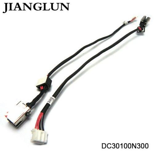 JIANGLUN faisceau de câbles de prise dalimentation cc pour ASUS K75V K75VJ K75VD K75V QCL70 DC30100N300