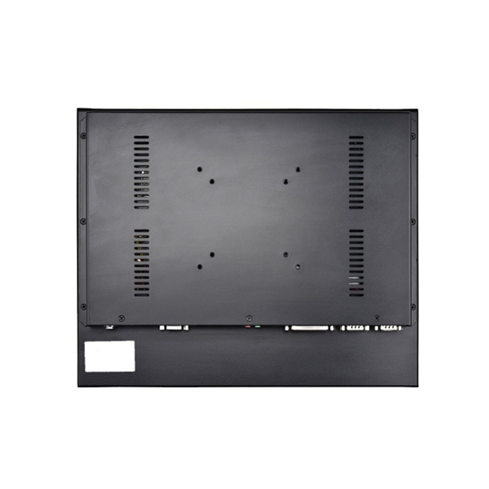 Partaker Elite Z13 15 Inch 10 Points Capacitive Touch Screen Celeron 3855u OEM All In One PC With 3*COM Ports enlarge