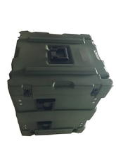 Tricases étanche anti-crash Roto choc malle de rangement 12U RU120 haute norme RU120