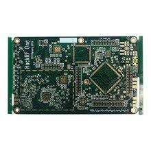 PCB dla HackRF jedno oprogramowanie zdefiniowane Radio RTL SDR 10 MHz do 6 GHz świetne gadżety Scott bez żadnych komponentów