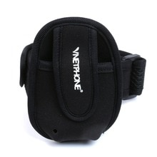 Vnetphone Tragbare Armbinde Tasche Weiche Tasche für V4C V5C V6C Intercom Helm Kunststoff Material Easypocket Schiedsrichter Intercom Headset